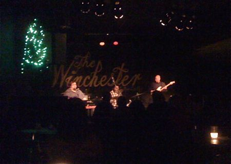 Joey DeFrancesco Trio at the Winchester