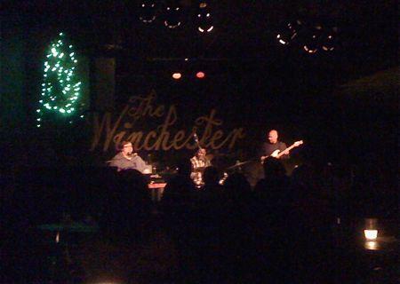 Joey DeFrancesco Trio at the Winchester