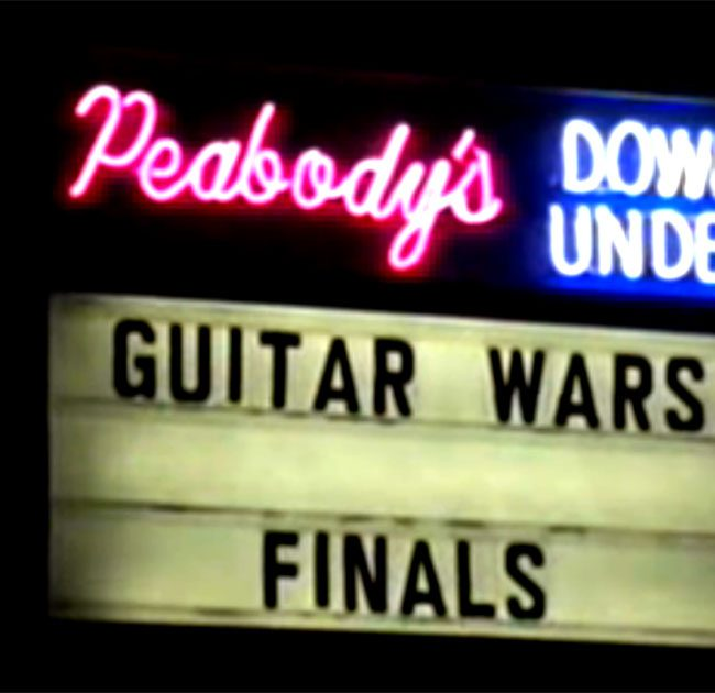 CLE Guitar Wars